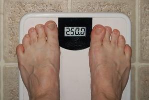 250 Pound Man
